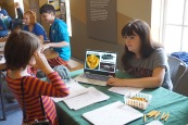 Archaeology Day 2017, at the Virginia Museum of Fine Arts